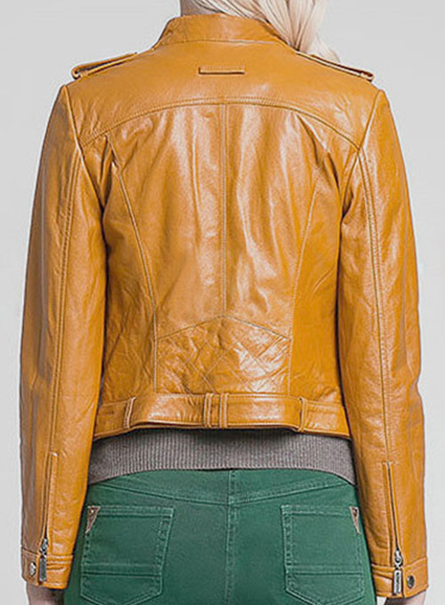 Leather Jacket # 517 - Click Image to Close