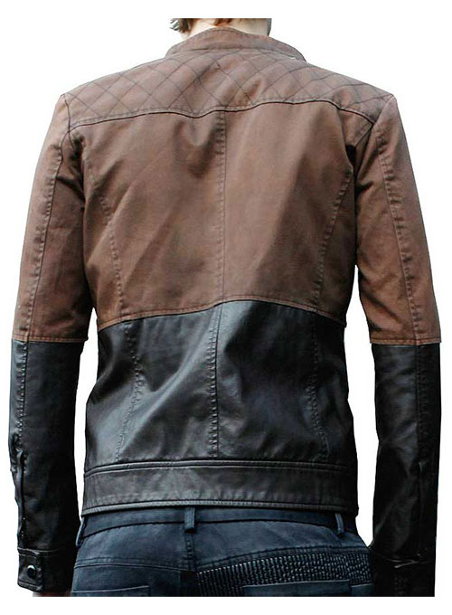 Leather Jacket # 624 - 35 Colors