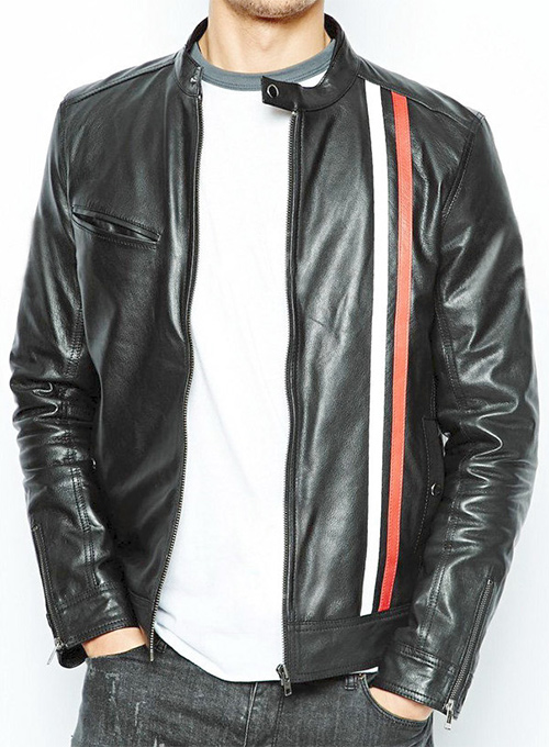 Leather Jacket # 640 : MakeYourOwnJeans®: Made To Measure ...