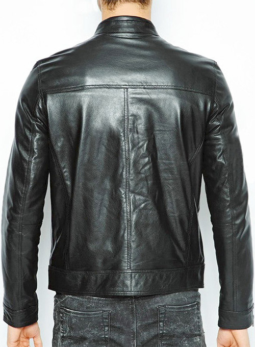 Leather Jacket # 640