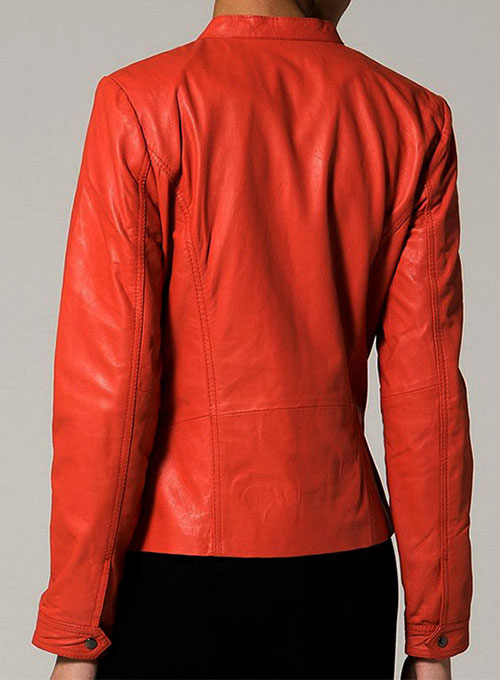 Leather Jacket # 527 - Click Image to Close