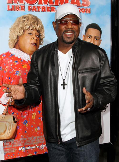 Martin Lawrence Leather Jacket
