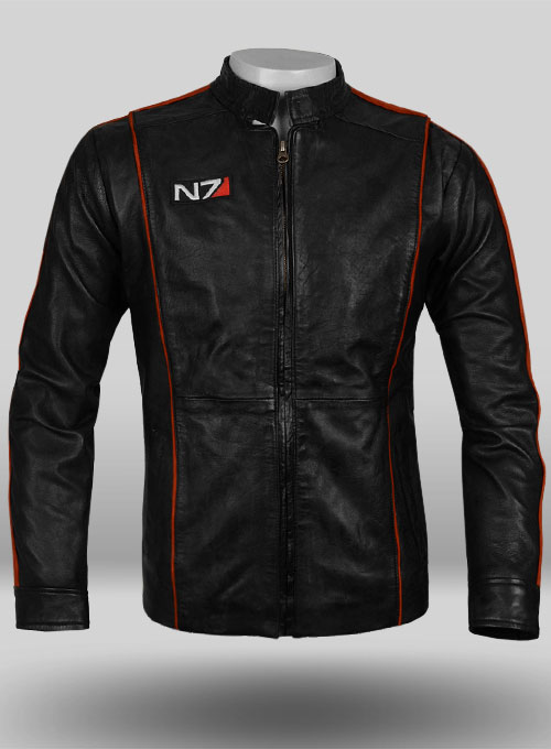 Mass Effect 3 Leather Jacket
