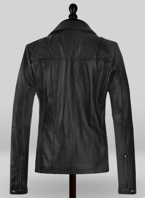 Michelle Rodriguez Fast & Furious 9 Leather Jacket - Click Image to Close