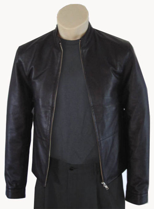 Minority Report Leather Jacket