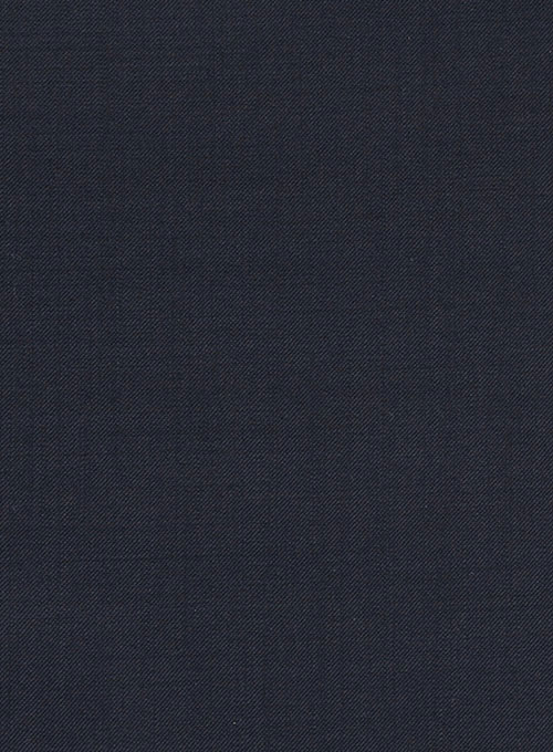 Napolean Dark Blue Wool Tuxedo Jacket - Click Image to Close