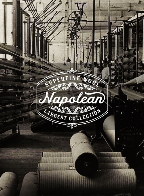 The Napolean Collection - Wool Jacket