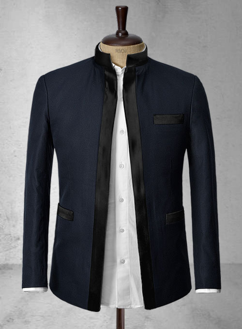 Nehru Tuxedo Jacket Makeyourownjeans 174 Made To Measure