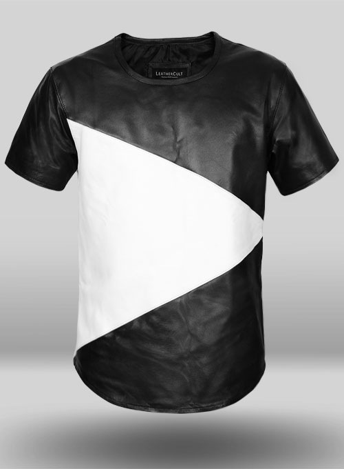 Renoir Leather T-Shirt