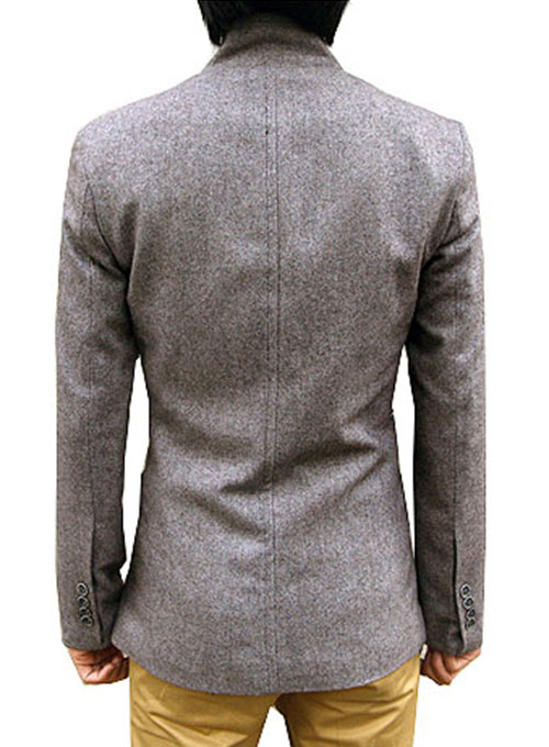 Roma Sports Jacket - Mandarin Collar