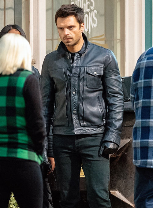 San Sebastian Leather Jacket - Click Image to Close