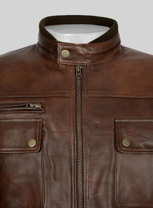 Spanish leather jackets