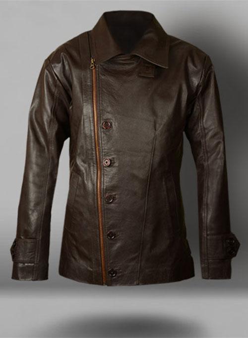 Leather jacket custom