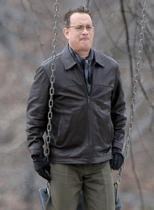 Tom Hanks Extremely Loud & Incredibly Close Leather Jacket