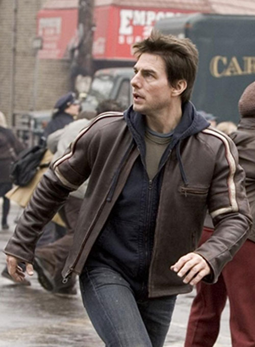War Of The Worlds Leather Jacket