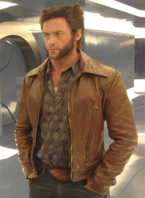 X Men Days Of Future Past Leather Jacket X Men Days Of