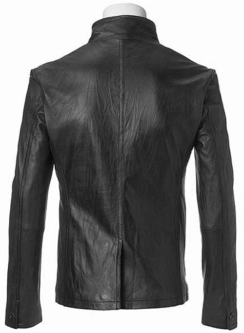 Zipper Leather Blazer #3 - 50 Colors
