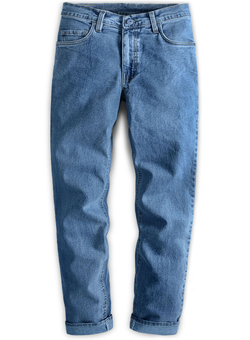 Body Hugger Stretch Light Blue  Jeans