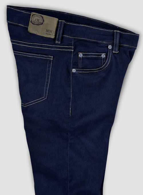 Body Hugger Stretch Hard Wash Jeans