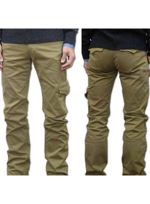 Cargo Jeans - #361 - Click Image to Close