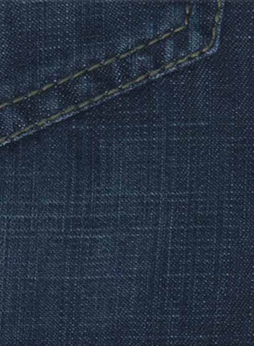 6oz Feather Light Weight Jeans - Scrape Wash
