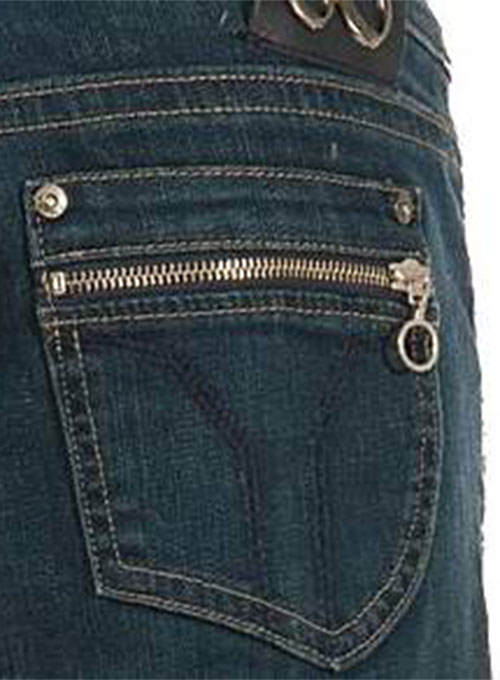 Zipper Back Pocket 801 Makeyourownjeans 174 Made To