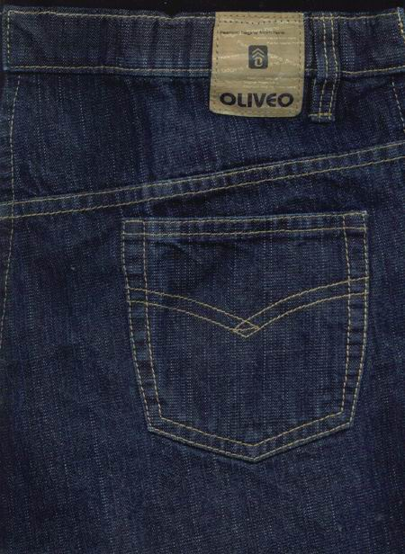 Mechanic Blue Jeans Hard Wash