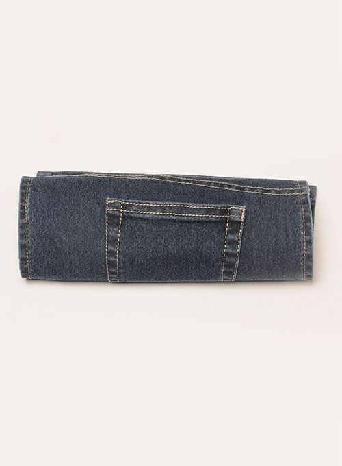 Adam Eve Hugger Stretch Jeans - Denim-X