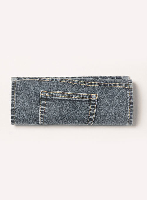 Adam Eve Hugger Stretch Jeans - Blast Wash