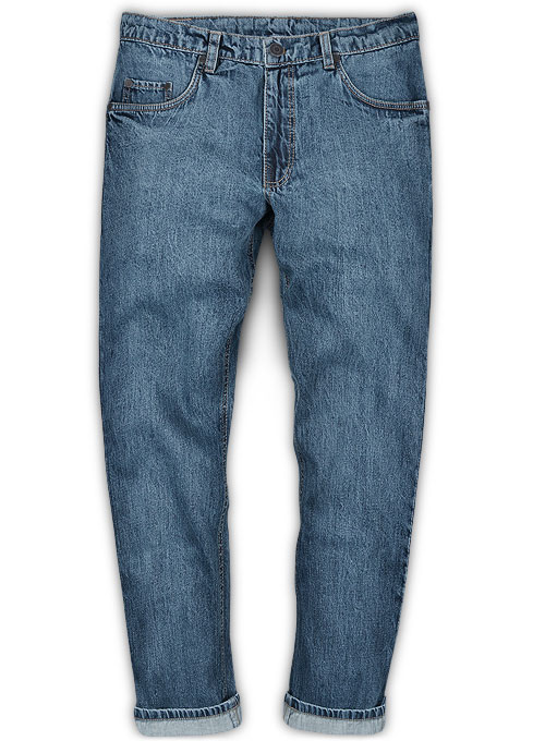 Archer Blue Blast Wash Jeans