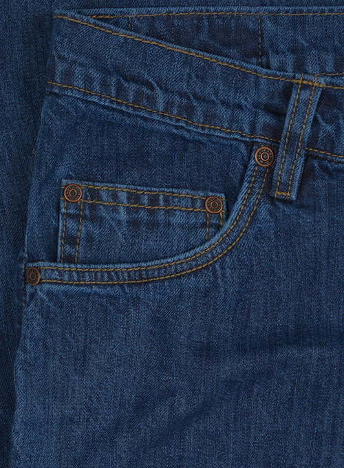 Archer Blue Denim-X Wash Jeans