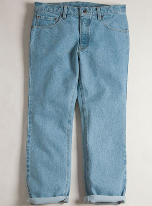 Arnold Heavy Denim - 15 oz - Light Blue