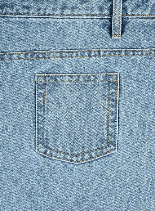 Arnold 14 oz Heavy Light Blue Jeans