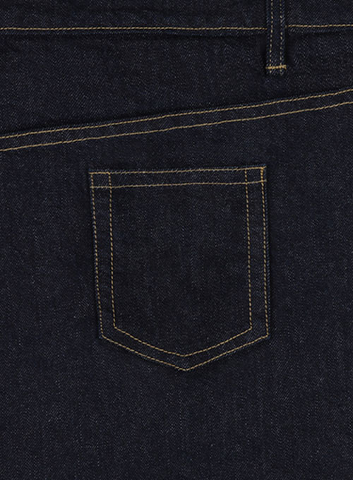 Aston Blue Hard Wash Jeans