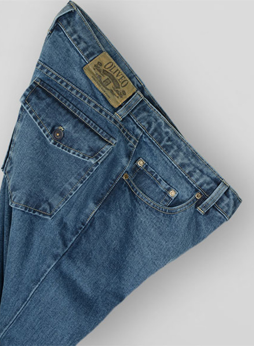 Authentic Left Hand Twill Denim - Denim-X - Look # 120