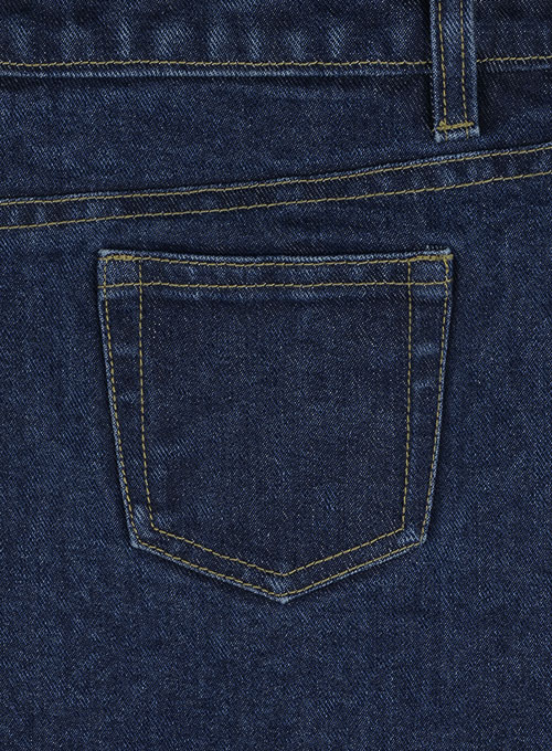 Axe Heavy Blue Jeans - Denim X Wash