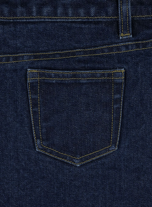 Axe Heavy Blue Jeans - Natural Dip Wash