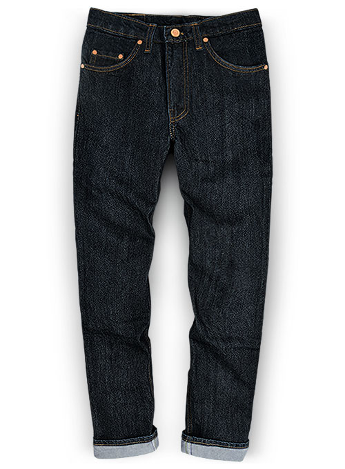 Barbarian Denim Jeans - Hard Wash