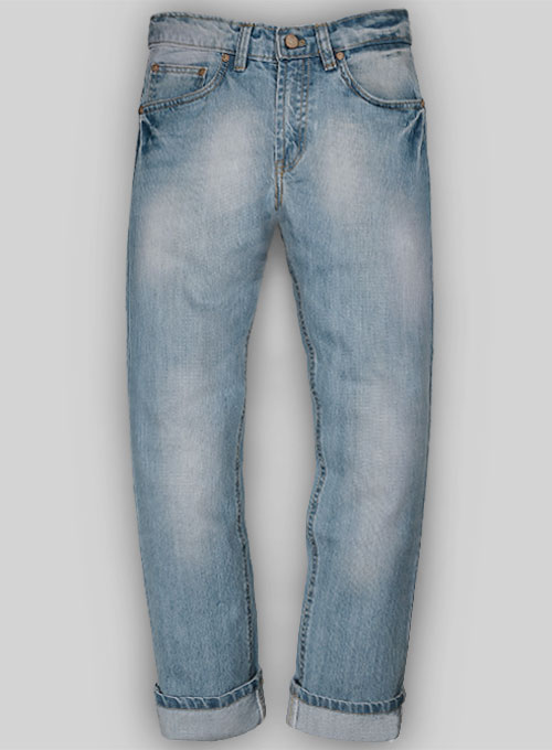 Barbarian Denim Jeans Ice Wash Makeyourownjeans 174 Made