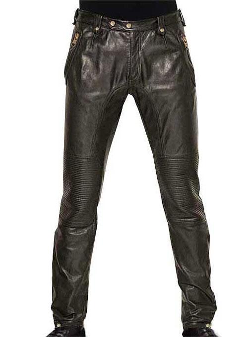 f2e33b20a789b Belafonte Leather Pants   MakeYourOwnJeans®  Made To Measure Custom ...