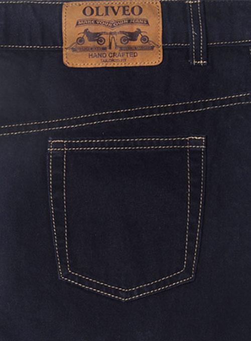 Blue Engine Jeans - Hard Wash