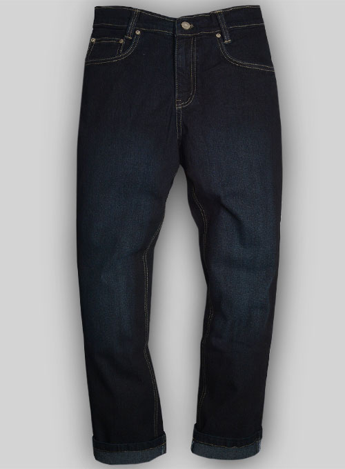 Body Hugger Stretch Hard Wash Scrape Jeans