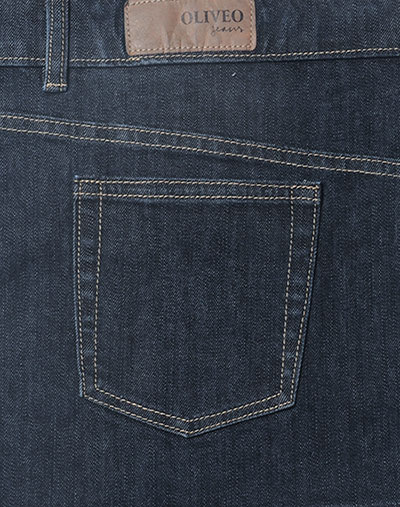 Bobby Blue Heavy Stretch Jeans - Denim-X