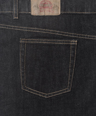 Bobby Blue Heavy Stretch Jeans - Hard Wash