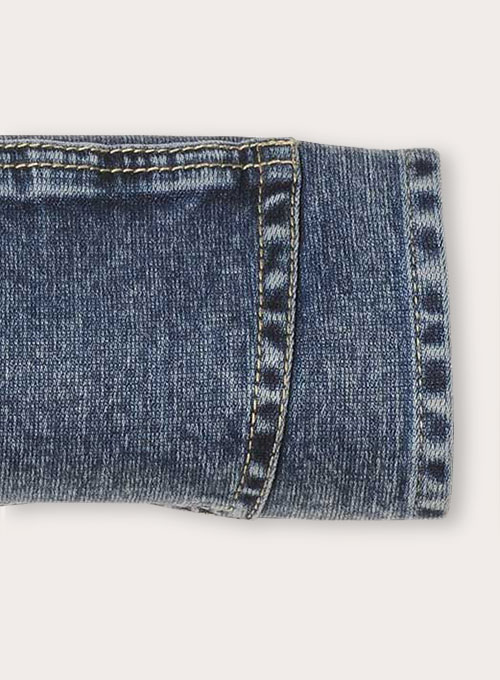 Body Wrapper Stretch Blast Wash Jeans