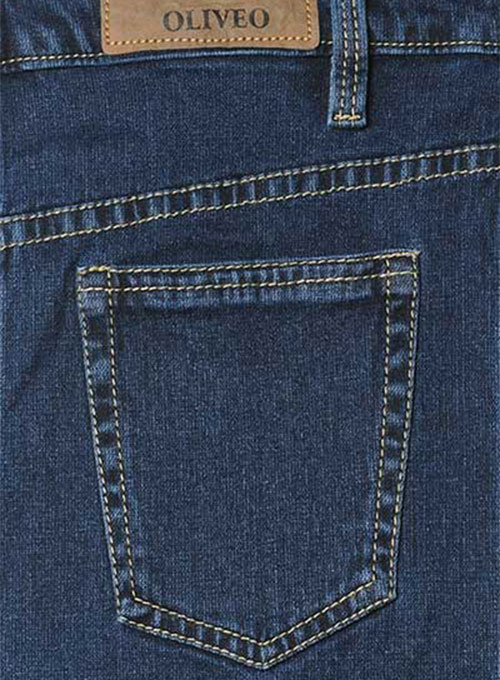 Body Wrapper Stretch Denim-X Wash Jeans