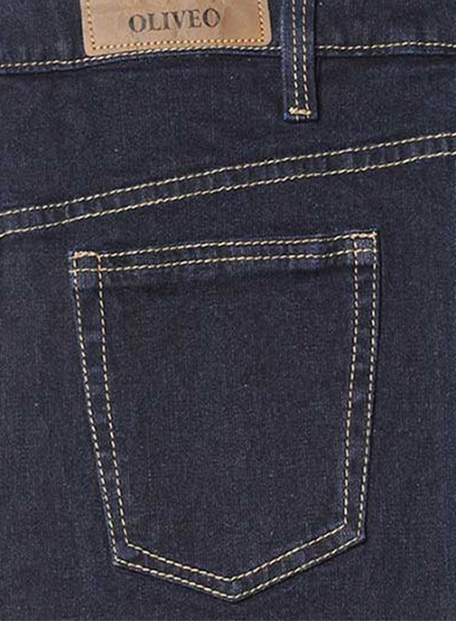 Body Wrapper Stretch Hard Wash Jeans