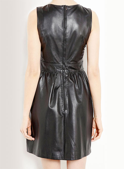 Bowie Leather Dress - # 753