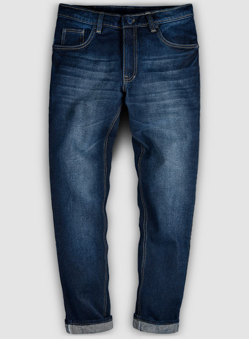 Bull Heavy Denim Hard Wash Whisker Jeans