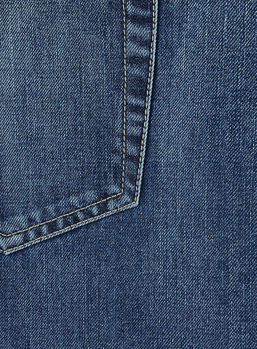 Bullet Denim Jeans - Vintage Wash